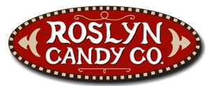 Roslyn Candy Comapny Logo