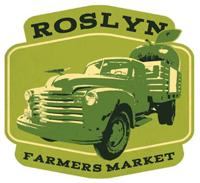 Roslyn Farmers Market Logo
