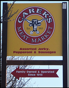 Carek's Sign
