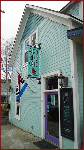 Red Bird Cafe