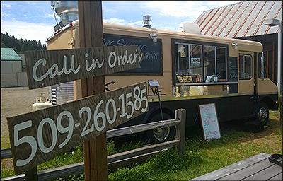 Swandive Food Truck