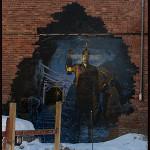 Miner Wall