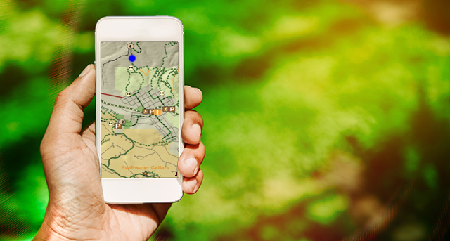 Roslyn Trails App